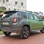 Custom Renault Duster by KitUp Automotive rear three quarter