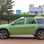 Custom Renault Duster by KitUp Automotive side