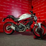 Ducati Monster 797 India launch side