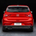 Fiat Argo rear