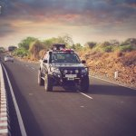 Isuzu D-Max V-Cross XS-09 by XS Overland front