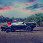Isuzu D-Max V-Cross XS-09 by XS Overland side
