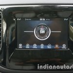 Jeep Compass UConnect system display review