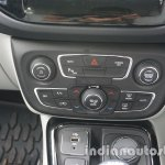 Jeep Compass center console review