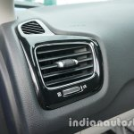 Jeep Compass dashboard aircon vent review