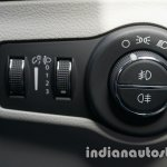 Jeep Compass headlamp switch review