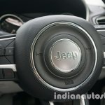 Jeep Compass horn pad review