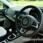 Jeep Compass interior review