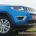 Jeep Compass nose review