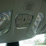 Jeep Compass overhead switches review