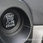 Jeep Compass push button start review