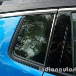 Jeep Compass quarter glass review