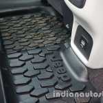 Jeep Compass rear flat floor review