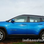 Jeep Compass side review