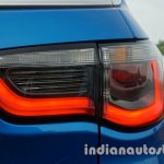 Jeep Compass taillight review