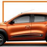 Latin American Renault Kwid profile
