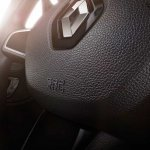 Latin American Renault Kwid steering wheel