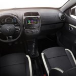 Renault Kwid Brazilian spec dashboard full