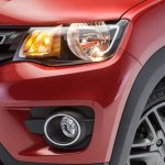 Renault Kwid Brazilian spec headlight