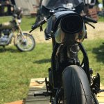 Royal Enfield Continental GT Surf Racer by Sinroja Motorcycles rear