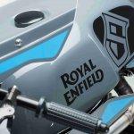 Royal Enfield Continental GT studio fuel tank