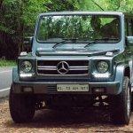 Transform a Force Gurkha into a Mercedes G-Class front