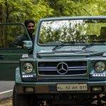 Transform a Force Gurkha into a Mercedes G-Class grille