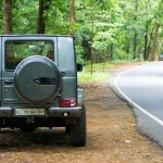 Transform a Force Gurkha into a Mercedes G-Class rear