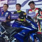 Yamaha R15 v3.0 Philippines launch cover