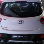 2017 Hyundai Grand i10X (facelift) rear