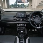 2017 Kia Picanto interior South Africa