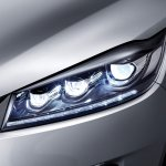 2018 Kia Sorento (facelift) headlamp