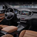 2018 Kia Sorento (facelift) interior