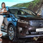 2018 Kia Sorento (facelift) launch event image
