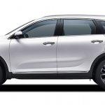 2018 Kia Sorento (facelift) profile