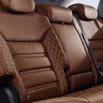 2018 Kia Sorento (facelift) seats
