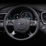 2018 Kia Sorento (facelift) steering wheel