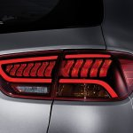 2018 Kia Sorento (facelift) tail lamp