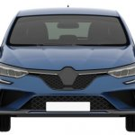 2018 Renault Megane GT Patent Image Front View