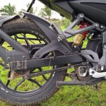 Bajaj Pulsar NS 160 Rear Wheel