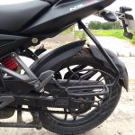 Bajaj Pulsar NS 160 Saree Guard