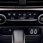Brazilian-spec 2018 Ford EcoSport (facelift) climate control system