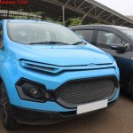 DC Design Ford EcoSport Right Front Three Quarters