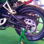 DSK Benelli 302R rear wheel