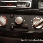 Datsun Redi-GO 1.0L HVAC controls