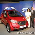 Datsun Redi-GO 1.0L India launch
