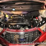 Datsun Redi-GO 1.0L engine bay