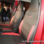 Datsun Redi-GO 1.0L front seats