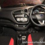Datsun Redi-GO 1.0L interior dashboard
