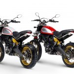 Ducati Scrambler Desert Sled cover